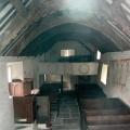 Inside Llangar Church