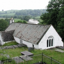 Llangar Church